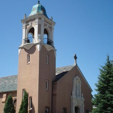 St. Patrick's Church, Larkspur, Calif.