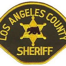 Los Angeles County Sheriff's patch